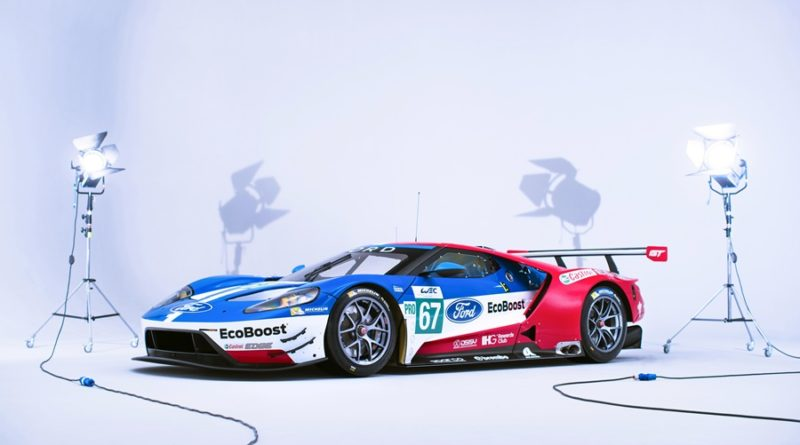 ford gt wec 2017