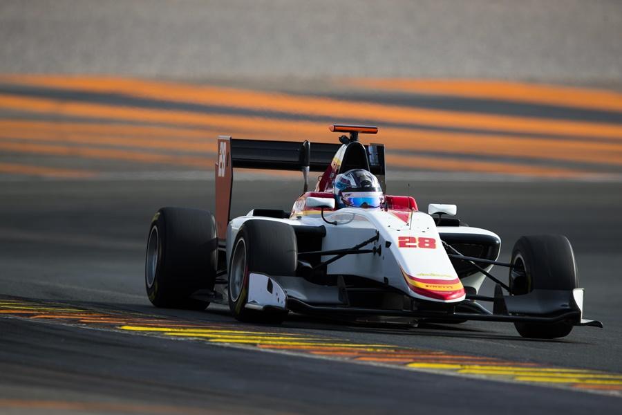 Campos Racing termina los test de Valencia con sus pilotos en cabeza