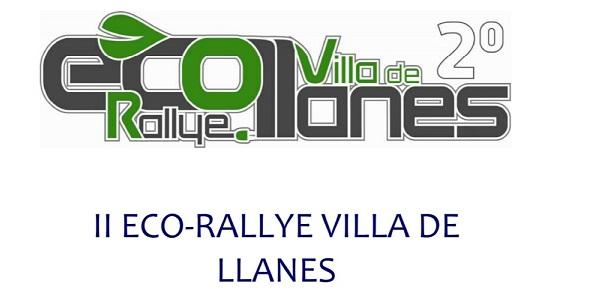 II Eco-Rallye Villa de LLanes