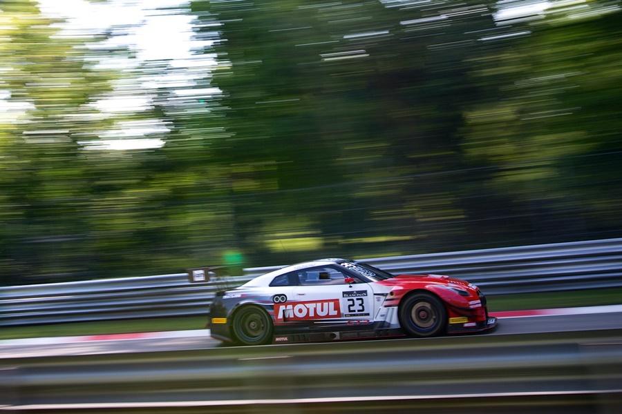Complicada carrera para Nissan y Lucas Ordoñez en Monza