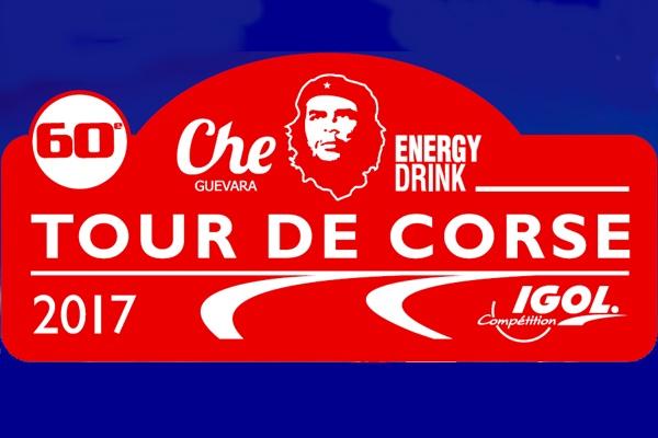 Rallye Tour de Corse Che Guevara Energy Drink