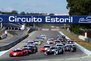 salida GT Open Estoril 2017