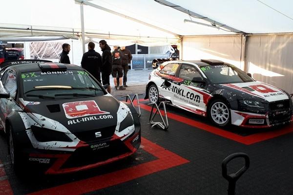 ► Europeo de Rallycross: SEAT se estrena en casa con buen resultado