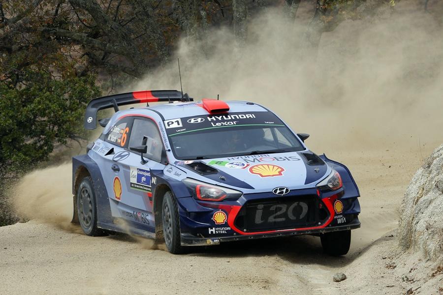Mañana comienza el Rallye de Argentina con la Súper Especial de Córdoba