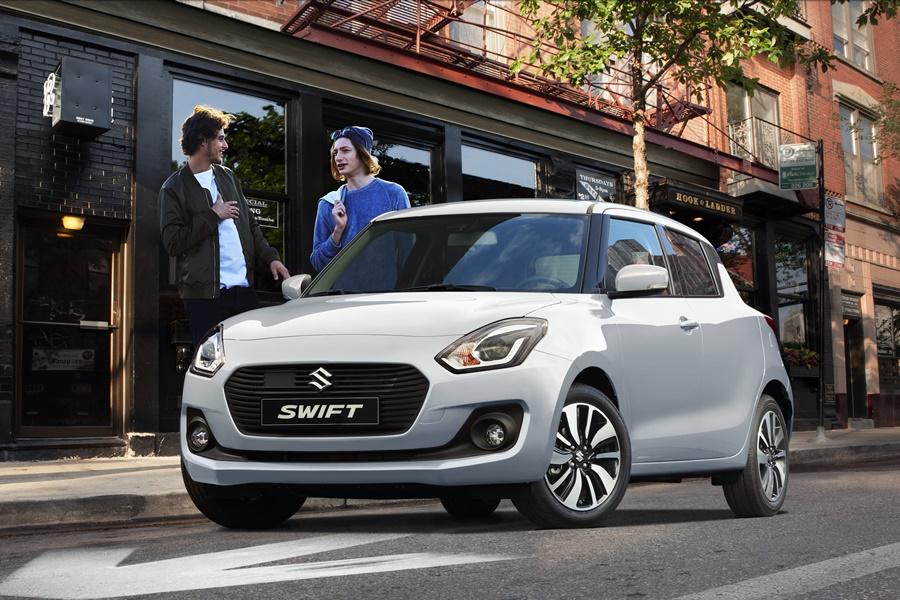 Suzuki Swift 2017, fotos generales