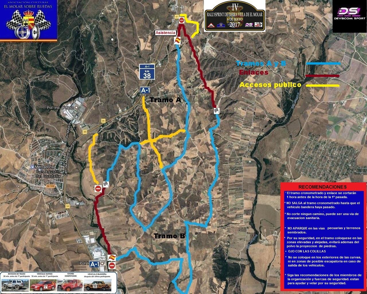 IV Rallysprint Tierra El Molar