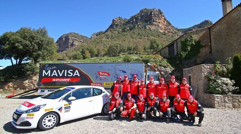 volant racc pilotos 2017
