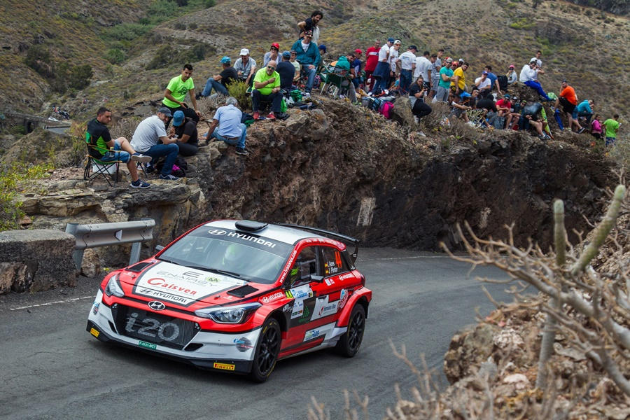 ► CERA: Ares es el nuevo líder del Campeonato tras el Islas Canarias