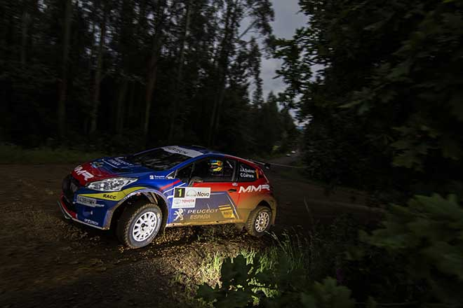 Jose Antonio Suarez - Rally Terra Da Auga 2017
