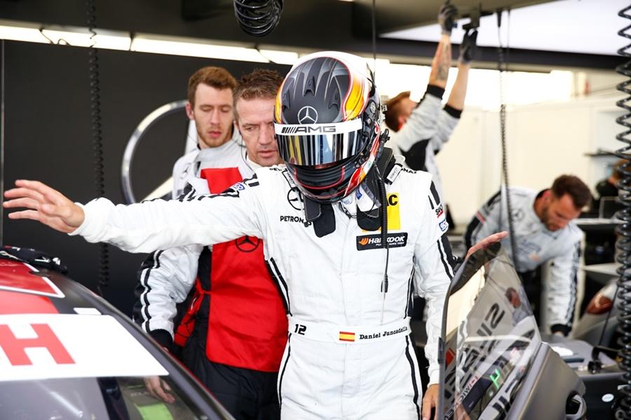 Doble misión para Daniel Juncadella: reserva en el DTM y piloto en Gt's