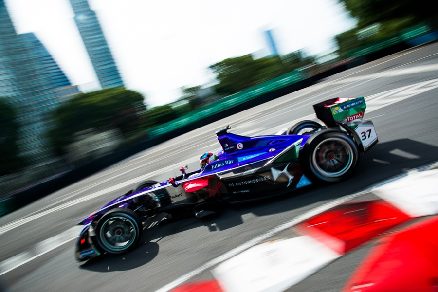 DS Virgin Racing espera subir al podio en Mónaco