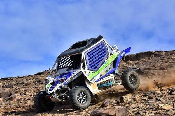 Merzouga Rally Santi Navarro 2017
