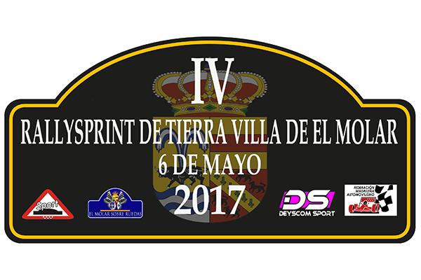 37 inscritos en el IV Rallysprint de tierra Villa El Molar
