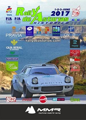 IX Rallye de Asturias Histórico