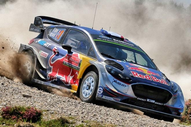 ► WRC: Victoria de Ogier en Portugal y podio para Sordo