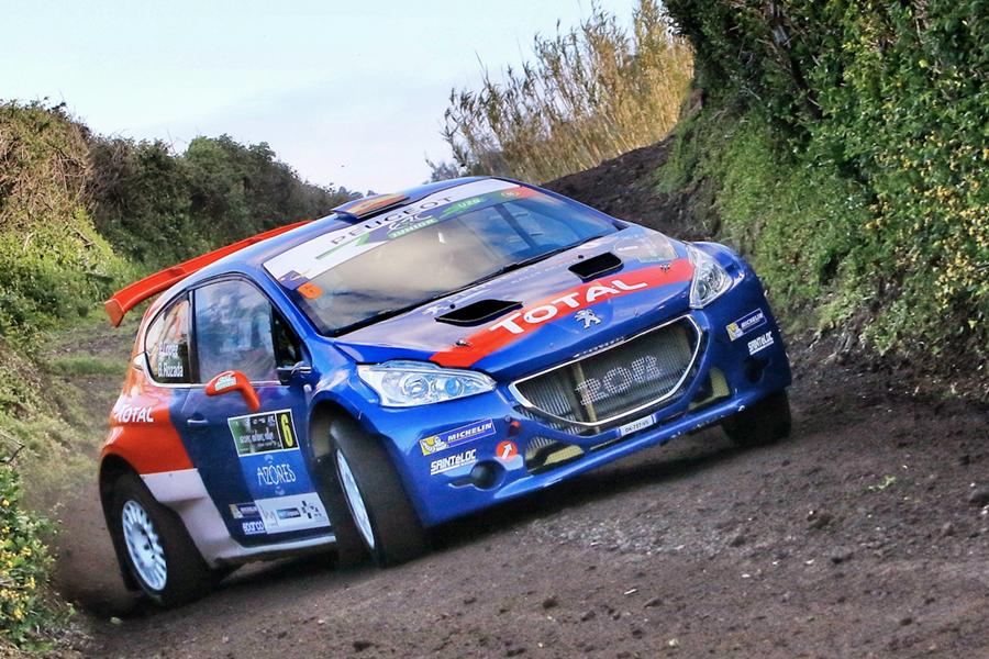 Pepe López busca el liderato del Europeo de Rallyes en categoría U28 en Polonia