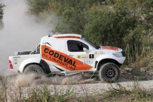 Fortuny repite triunfo en Jaén y afianza el liderato del CERTT