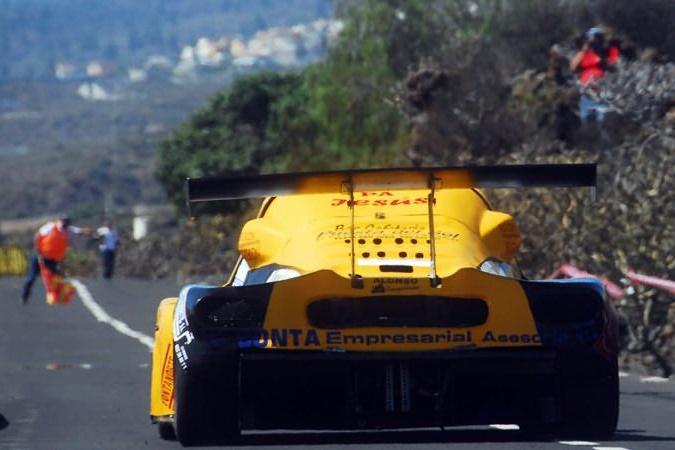 La Escudería Isora Motorsport presentará su Subida el día 16 de mayo