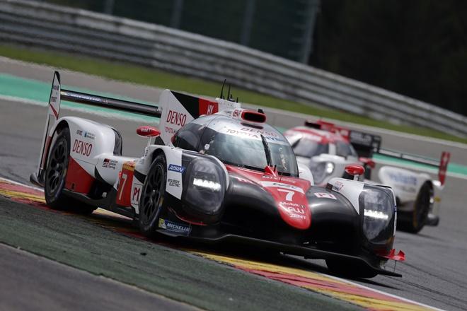 Toyota reestructura su equipo de cara a las 24 Horas de Le Mans