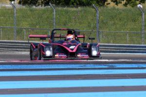 Ander Vilariño 3º en Paul Ricard junto a Ferté e Illiano tras salir desde la pole