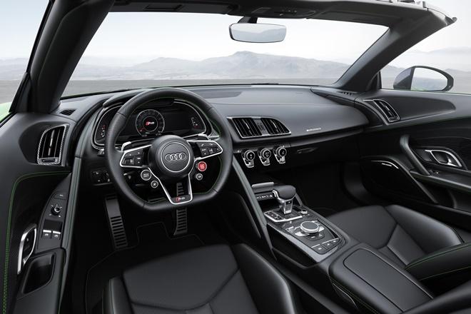 Audi R8 Spyder 610 cv