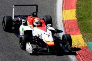 Euroformula Open F3 Campos racing
