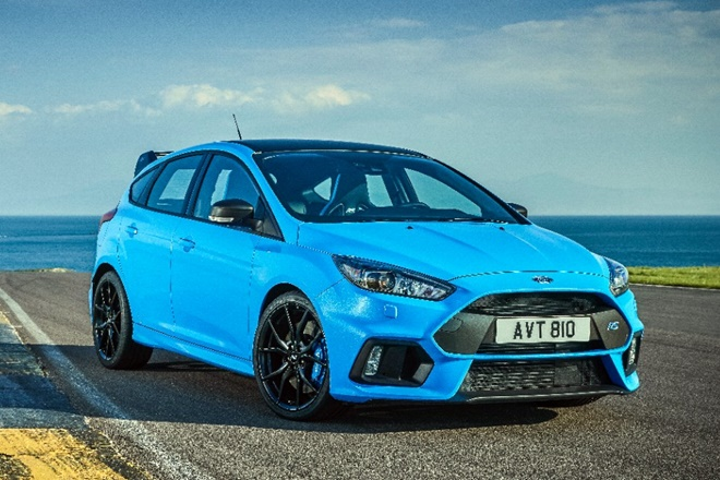 Ford Focus RS Pack opcional
