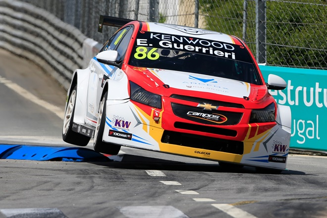 Guerrieri Campos racing chevrolet wtcc cila real