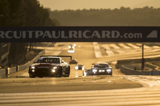 Nissan Ordoñez Paul Ricard Blancpain GT