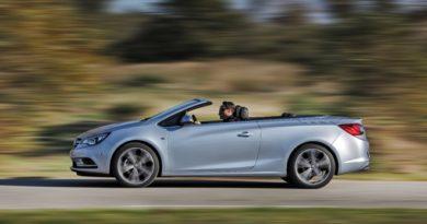 Opel Cabrio Sport Edition 2017