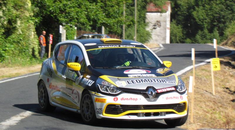 Rallye Orense Cima Renault Clio r3T
