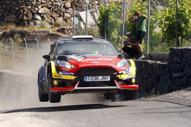 Cristian García (Ford Fiesta) quiere repetir la victoria del año pasado