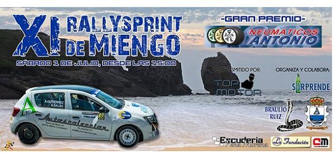 XI Rallysprint de Miengo