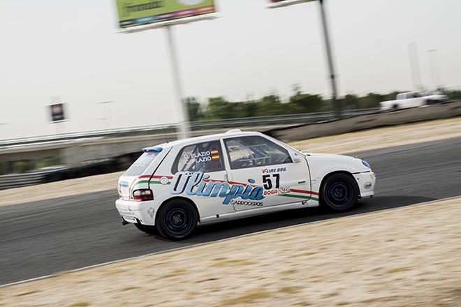 El equipo Olimpia Carroceros Racing se queda a las puertas del podium