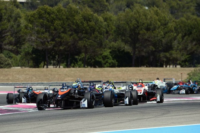 scott euroformla open paul ricard