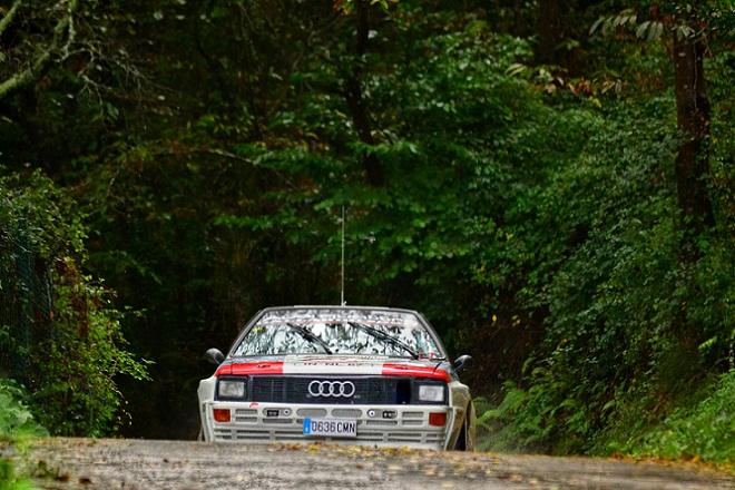 El 41 Rallye de Avilés Histórico con sesenta y  siete  inscritos