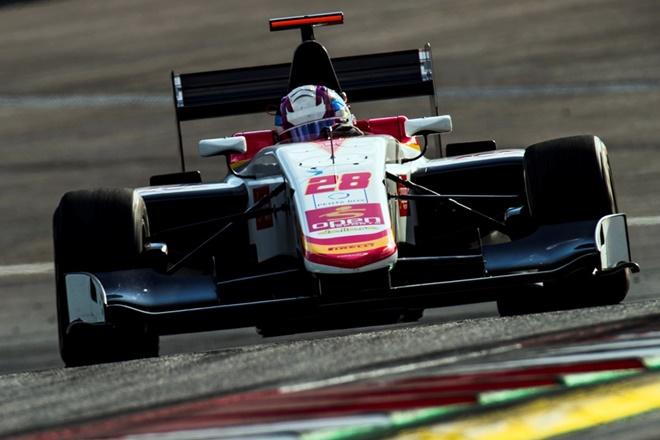 Campos Racing a seguir la racha de triunfos en Silverstone