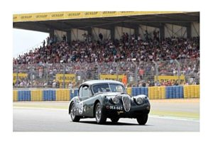 De los Milagros debuta en el prestigioso Silverstone Classic