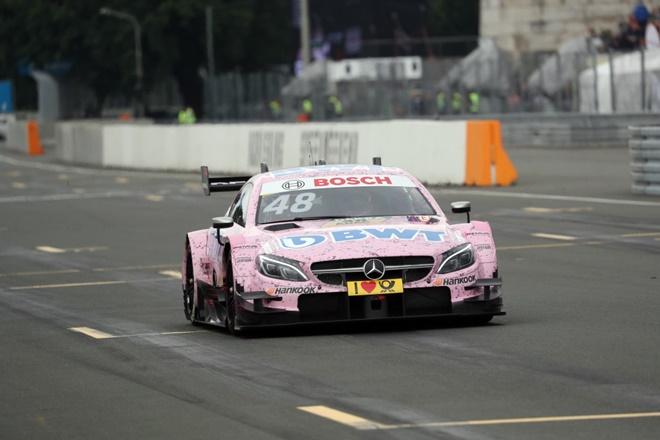 Mortara Mercedes-AMG Norisring 2017