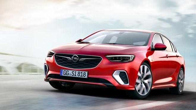 Opel Insignia GSi 2107