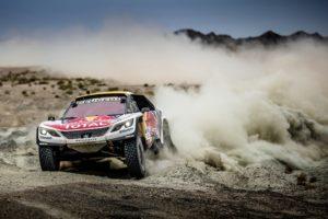 Peugeot firma su sexto doblete en el Silk Way Rally