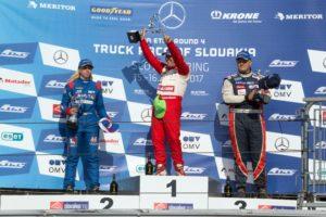 Albacete logra su primer triunfo de la temporada en Slovakiaring