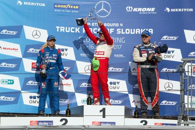 camiones albacete podio slovaquiaring