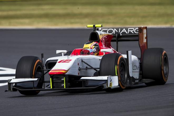 campos racing f2 silverstone