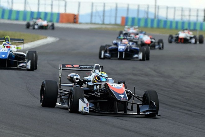 euroformula open hungaroring scott