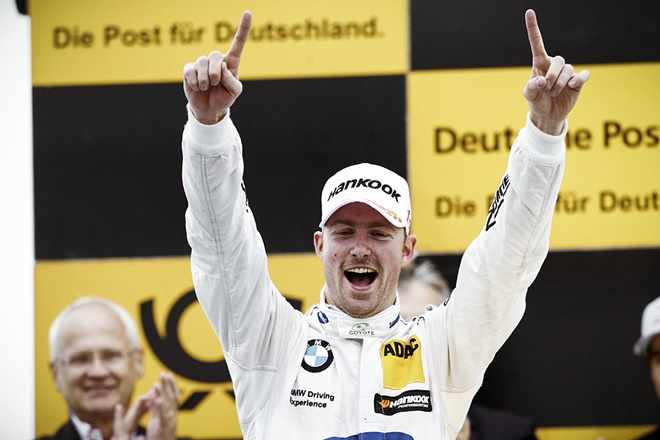 ► DTM: Maxime Martin logra un doblete para BMW