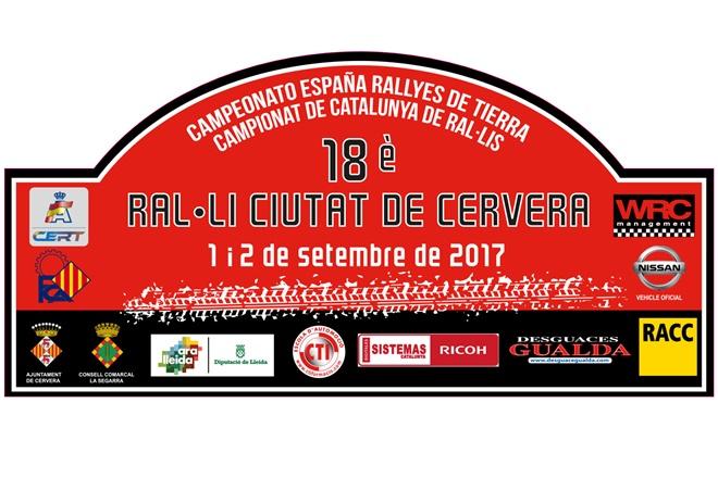 ▬ Abierta encuesta: ¿Quién será el vencedor del Rallye de Cervera?
