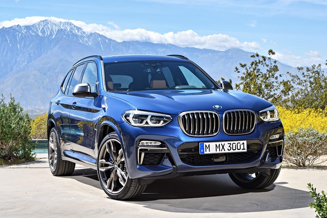 BMW X3 M40i, 360 cv disponible este otoño