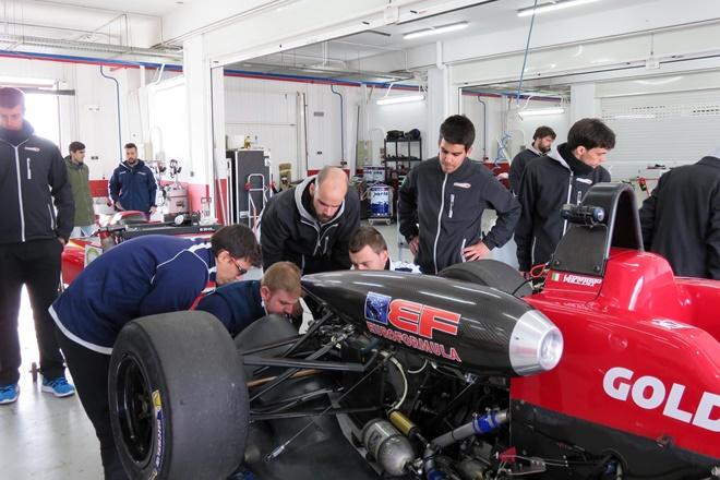 Campos Racing Curso Tecnico Especlista Motorsport