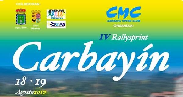IV Rallysprint Carbayín
